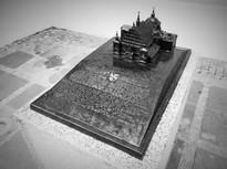 Miniatura Bazyliki Ojców Dominikanów