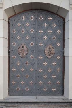 Zabytkowe drzwi Rzeszów