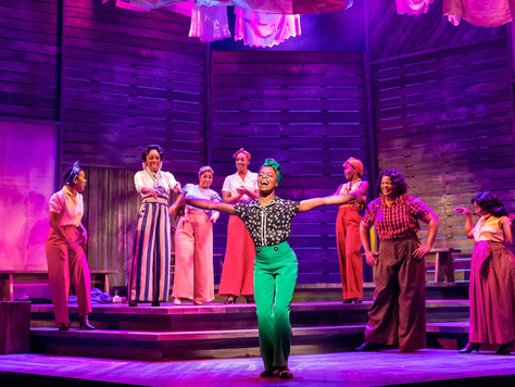 Passion,Love & Freedom | The Color Purple at Drury Lane Theater