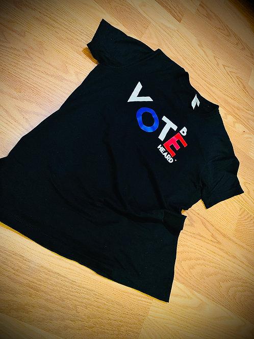 Vote Be Heard | T-Shirt