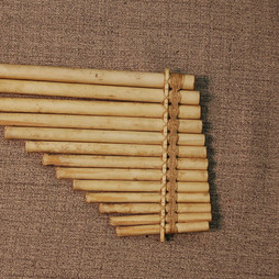 Kwaio Pan Pipes