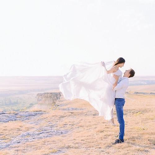 Александра и Виталий