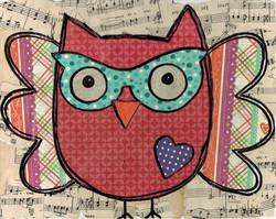 Sunglass Owl