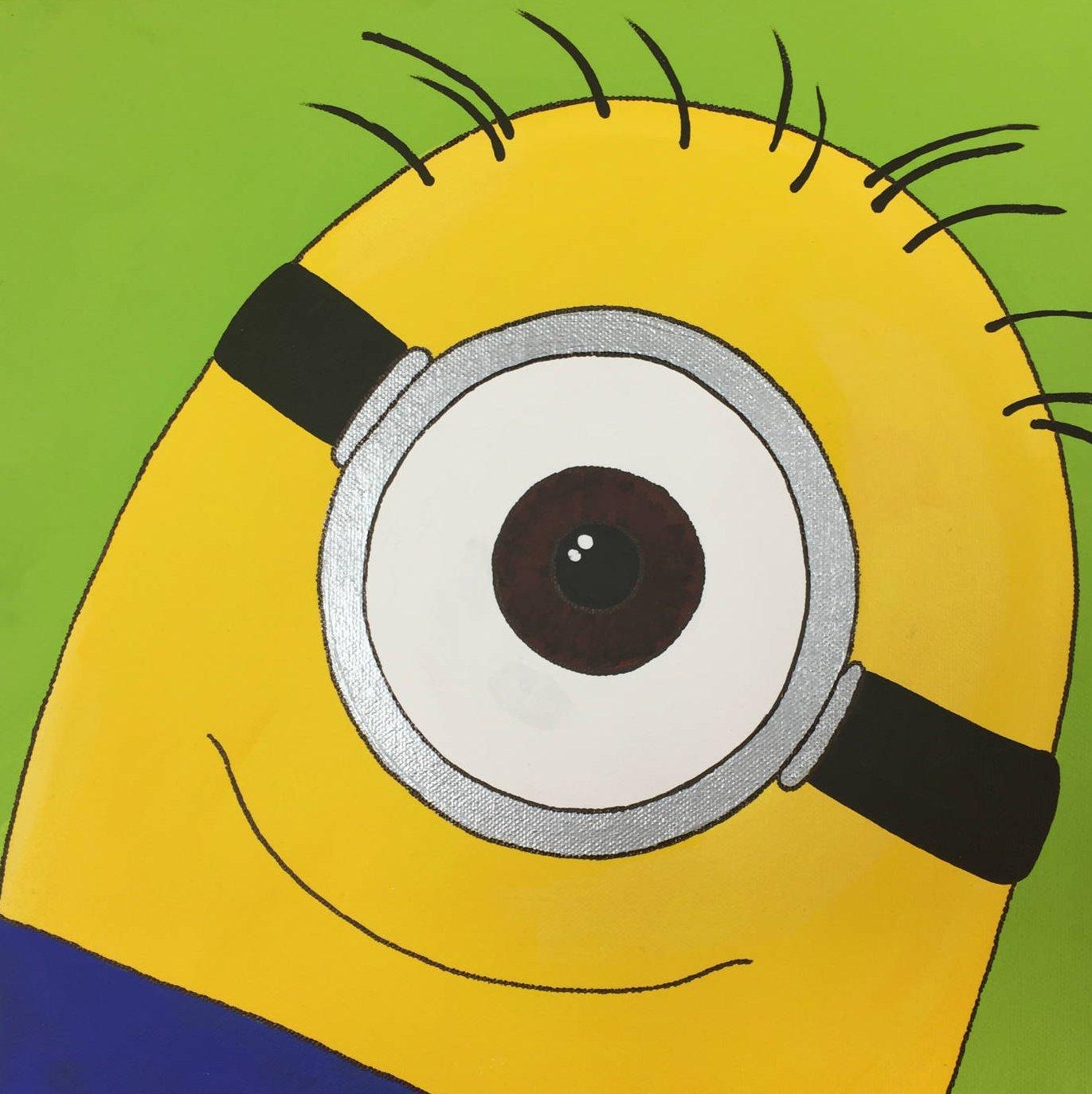 Peek A Boo Minion