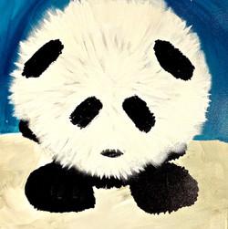 So Fluffy Panda