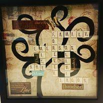 Family Scrabble
