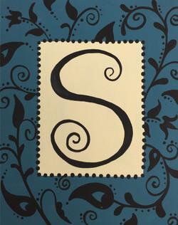 Paisley Monogram