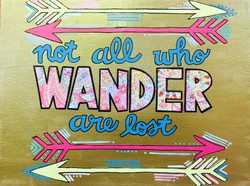 All Who Wander