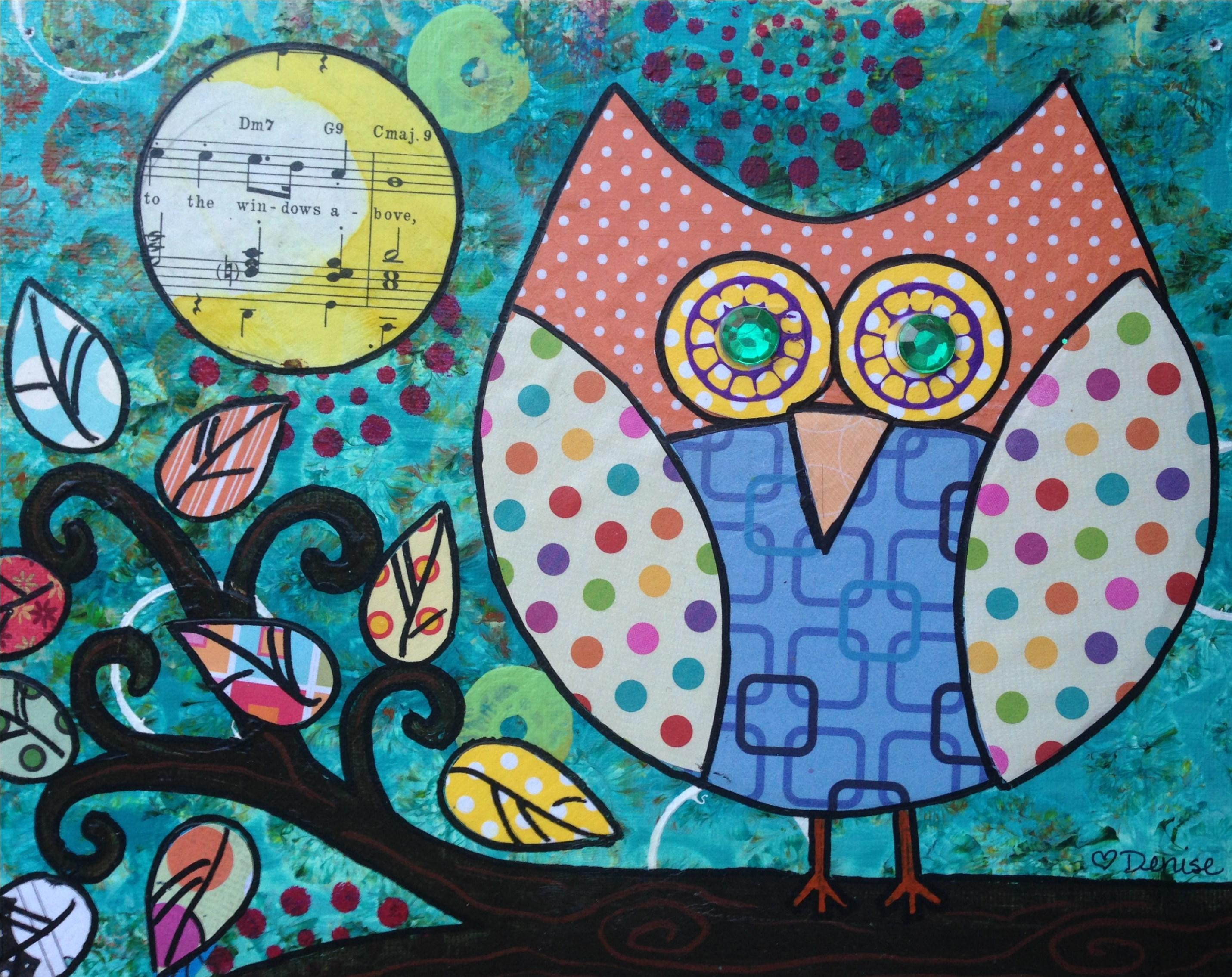 Branch Owl