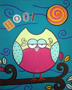 Hoo Owl
