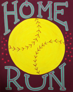 Home Run (Softball)