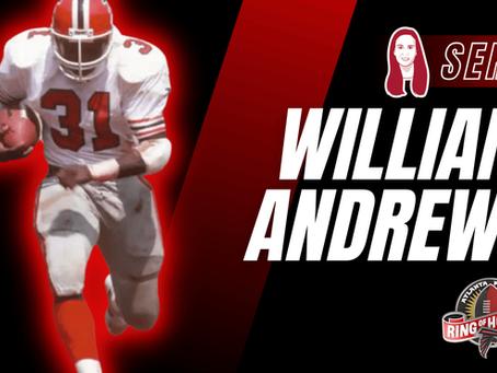 William Andrews - Ring of Honor
