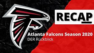 Atlanta Falcons Season 2020 - DER Rückbl
