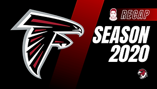 Atlanta Falcons Season 2020 recap Rückbl