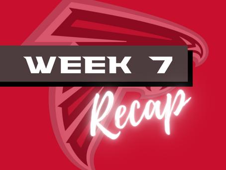 23:22 Niederlage der Atlanta Falcons gegen die Detroit Lions.