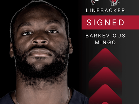 Barkevious Mingo - Outside Linebacker verpflichtet