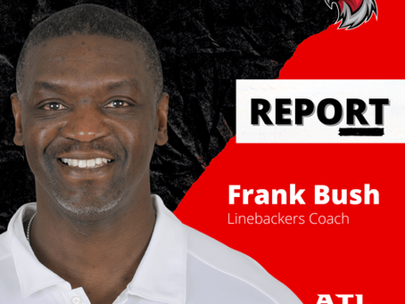 Frank Bush - Linebackers Coach