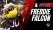 Freddie Falcon - Das Maskottchen der Atlanta Falcons