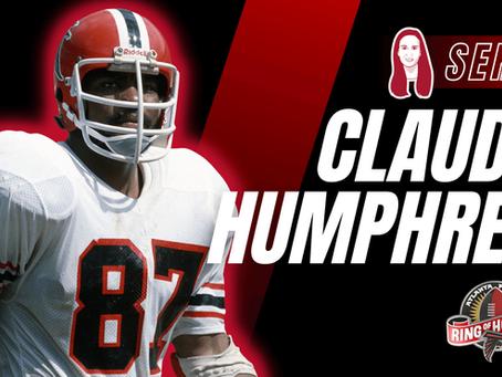 Claude Humphrey - Ring of Honor