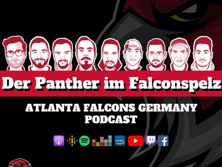 Der Panther im Falconspelz