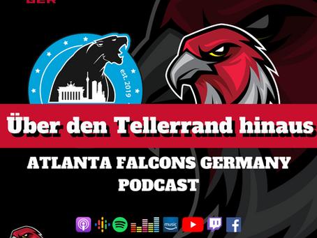 Über den Tellerrand hinaus - Der The German Riot e.V. zu Gast bei den Atlanta Falcons Germany