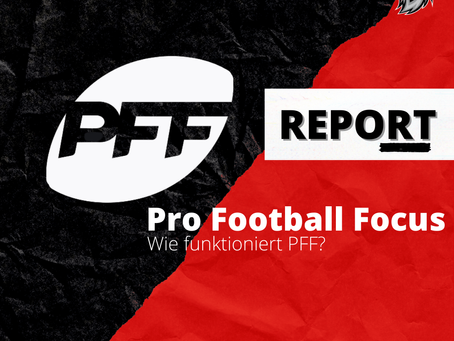 Pro Football Focus (PFF) - Was ist das?