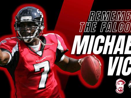 Michael Vick - Remember the Falcons