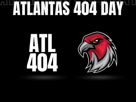 "Atlantas eigener Feiertag - ""404 Day"""