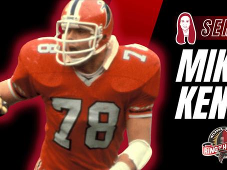 Mike Kenn - Ring of Honor