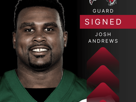 Josh Andrews - Offensive Guard