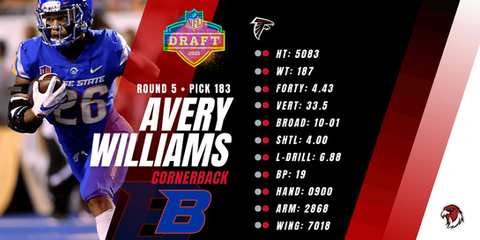Avery Williams