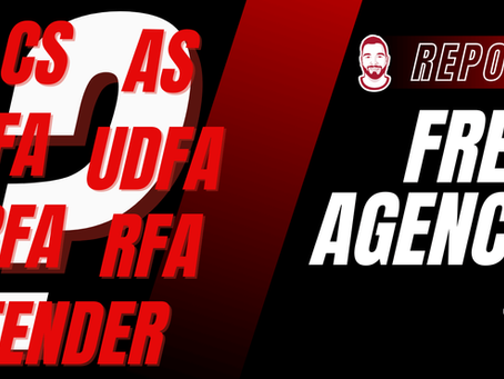 Free Agency und die Bezeichnungen der Spieler