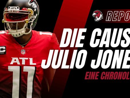 Die Causa Julio Jones - 2018 bis 2021