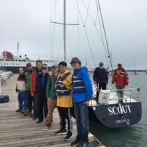 SSTV SCOUT @ COLYC Docks