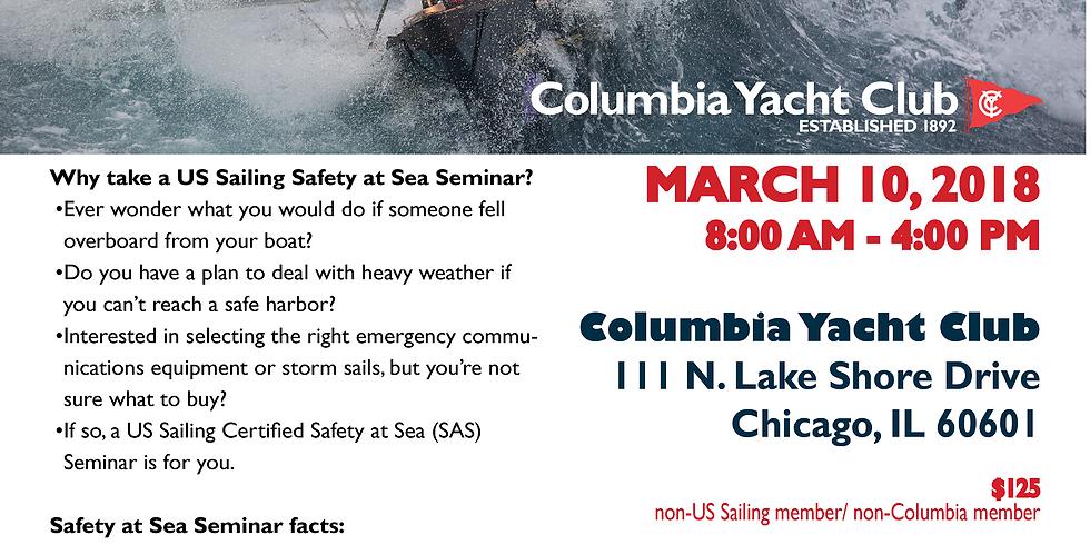 US Sailing Safety at Sea