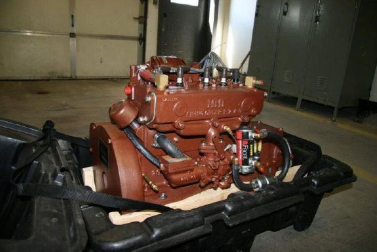 Atomic-4 Engine