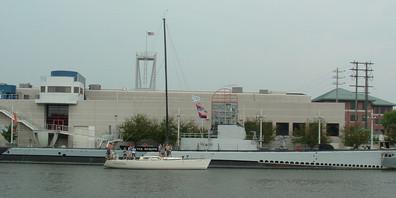 Nautilus & USS Cobia at Manitowoc Maritime Museum