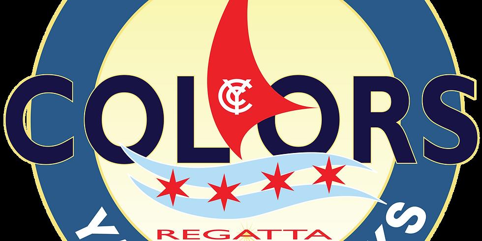 2019 Skyway Yacht Works COLORS Regatta