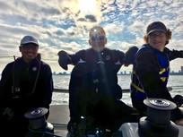 Marc Cauinian, Tim RIce, Elijah Jennison