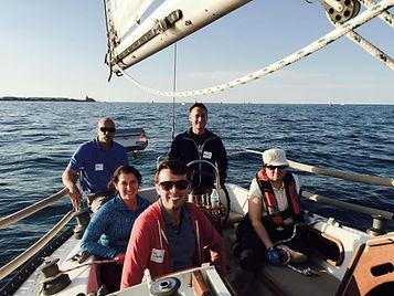 adult sailing school