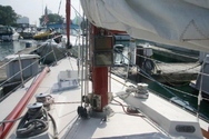 Cabin Top and Foredeck