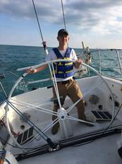 Boatswain Noah Lyons