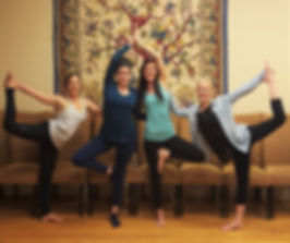 Yoga Teacher Training Ravenswood