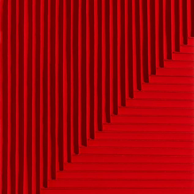 Beam(6), Mixed media on canvas, 160x120c