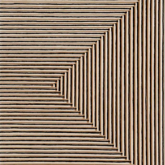 Beam(3), Mixed media on canvas, 160x120c