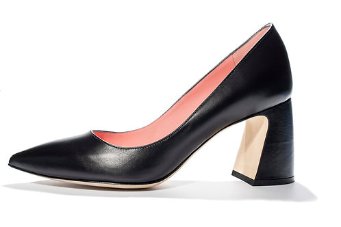 Epiphany Pump 7cm Block Heel