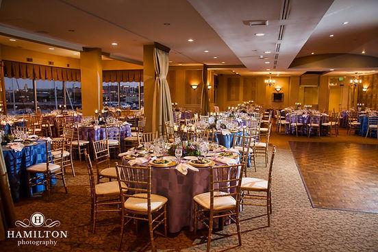 Wedding Reception At Tabrizi's in Baltimore
