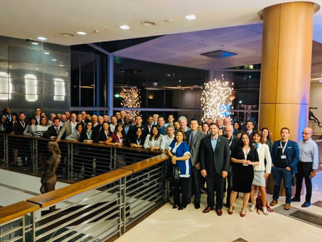 Historic Trade Delegation To Israel a Success