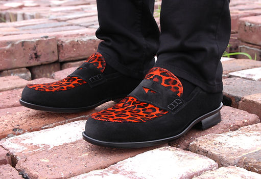 CALDER LOAFER LEOPARD RED MS .jpg