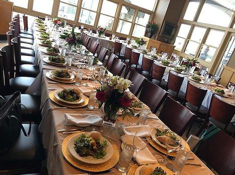 Tabrizi's Wedding Rehearsal Dinner in Baltimore